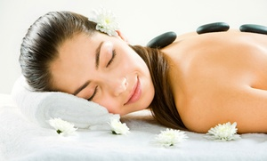 Givae Salon: 60-Minute Massage or 75-Minute Hot-Stone Massage at Givae Salon (Up to 54% Off)