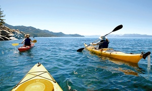 Life's A Beach Watersports: Two-Hour Kayak Rental for One or Two from Life's A Beach Watersports (Up to 64% Off)