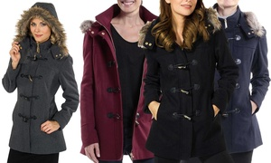e5687d4e90cbd Women's Outerwear - Deals & Discounts | Groupon