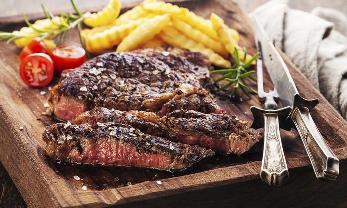 La Tavernetta del Gusto - Pescara: Menu con 1 o 2 kg di carne mista alla griglia, dolce e caraffa di vino a La Tavernetta del Gusto (sconto fino a 51%)