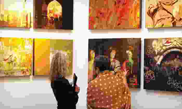 Artexpo - Wynwood District: Single-Day Admission for Two, or Multi-Day Admission with Preview Party for Two to Artexpo (Half Off)