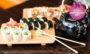 Kawayi Sushi Bar: All-You-Can-Eat Sushi and Green Tea for Two for R149 at Kawayi Sushi Bar