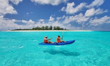 ✈ Seychelles: 3 Night Eid Break with Hotel Accommodation, Flights, Breakfast and Transfers*