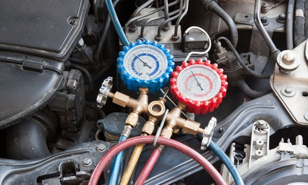 $59 for A/C Tune-Up with Vacuum and Recharge at 2 Quick Automotive ($89 Value)