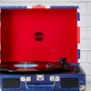 Zennox Briefcase-Style Turntable