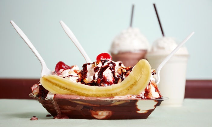 The Bethlehem Dairy Store - Multiple Locations: $13 for 5 Groupons, Each Good for $5 Worth of Ice Cream at The Bethlehem Dairy Store ($25 Total Value)