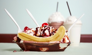Charlie's Ice Cream: $12 for Four Groupons, Each Good for $5 Worth of Soft Serve at Charlie's Ice Cream ($20 Total Value)