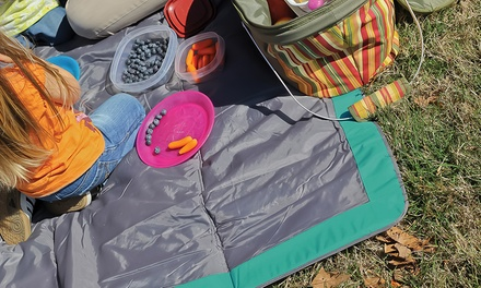 Easy-To-Carry Picnic Blankets