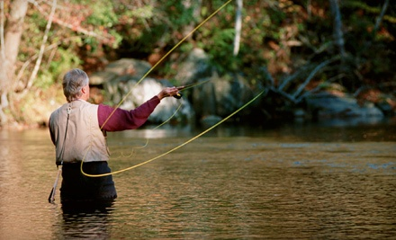 3-Hour Beginner Fly-Fishing Course (a $175 value) - River Through Atlanta in