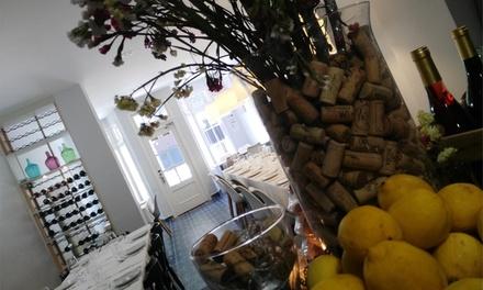 Menú para 2 o 4 con entrante, principal, postre y bebida o botella de vino desde 24,90 € en Sra. Cook