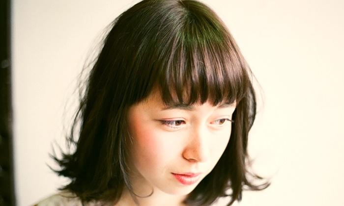 hair studio Barretta - hair studio Barretta: 【最大80%OFF】圧倒的な再現性≪カット+(カラーorパーマ)+トリートメント/他1メニュー≫ @hair studio Barretta