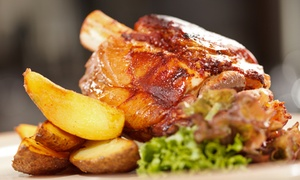 The Irish Oak: Choice of Mains with an Irish Beer from R189 for Two at The Irish Oak (Up to 32% Off)