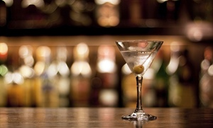 Top of the Hill Distillery: Distillery Tour, Tasting, and Souvenir Glassware for Two or Four at Top of the Hill Distillery (Up to 59% Off)