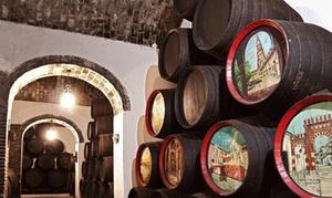 Bodegas Cruz Conde: Visita guiada a bodega para 2, 4 o 6 personas con cata de vinos y aperitivo desde 12 € en Bodegas Cruz Conde