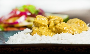 King of Tandoor: $1 Buys You a Coupon for A Free Beer Or Glass Of House Wine When Purchasing An Entree at King of Tandoor