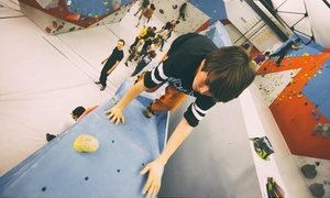 Arkose Massy: Stage d'escalade pour enfants pendant les vacances scolaires dès 7.90 € avec Arkose Massy