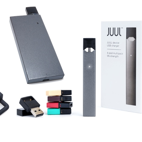 Juul Vape Pod Pen, Starter Kit, Pro Kit, or Pod Packs
