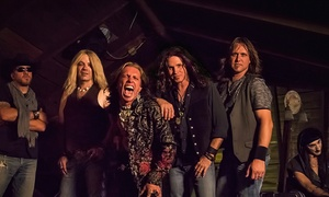 Pandora's Box: Pandora's Box – Ultimate Aerosmith Tribute on Saturday, February 13, at 8:30 p.m.