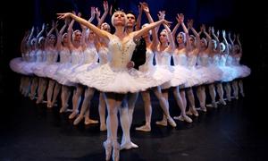 """""""Schwanensee"""" mit dem klassischen Russischen Ballett: 2 Tickets für Tschaikowskis """"Schwanensee"""", aufgeführt vom Klassischen Russischen Ballett (bis zu 53% sparen)"""