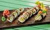Zestawy sushi: 12-40 kawałków