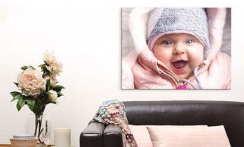 Up to 92% Off Custom Acrylic Print from CanvasOnSale