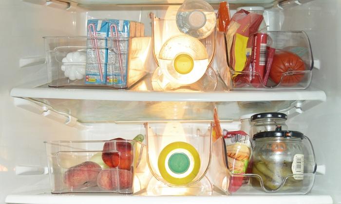 Kühlschrank Organizer : Bis zu rabatt jocca kühlschrank organizer groupon