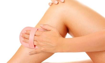 Pijnloos ontharings pads voor lichaam en gezicht