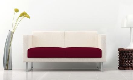 1 o 2 coprisedute o 2 fodere per cuscino disponibili in 5 dimensioni e vari colori