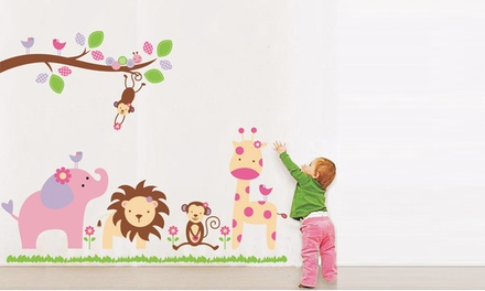 Removable Child's Room Decals in Choice of Design: One $14.95 or Two $19