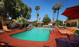 Retro Hotel in Coachella Valley