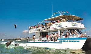 Pure Naples: $16 for a Sightseeing Cruise for One from Pure Naples ($37.10 Value)
