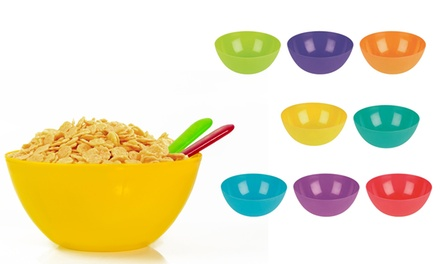 Eight-Pack of Kids' Bowls