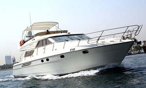 Happy Days Sea Cruising: Two-Hour Yacht Cruise with Barbecue for One or Two with Happy Days