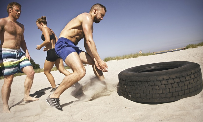 Ddt Fitness - Concept Homes of Lantana: Five Boot-Camp Classes at DDT Fitness (64% Off)