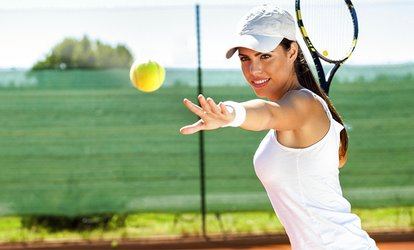 image for $61.50 for One 60-Minute or Two 30-Minute Private Tennis Lessons at Tennis Champs ($120 Value)