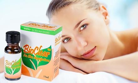 1, 2 o 3 botes de aceite BioClear para el tratamiento para verrugas y de marcas en la piel desde 10,90€