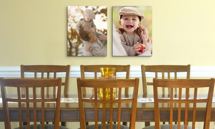 """Canvas on Demand: One or Two 16""""x20"""" Custom Premium Canvas Wraps from Canvas on Demand (Up to 74% Off)"""