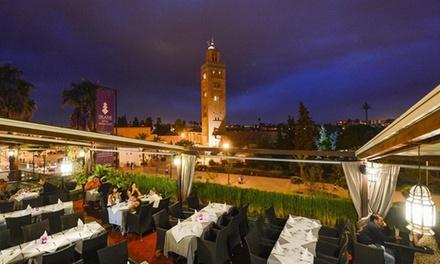 Marrakech: de 1 a 7 noches en habitación doble con desayuno, hammam y opción a piscina en Hotel Islane