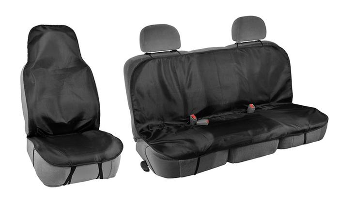 NeverWet Waterproof Bench And Bucket Seat Covers