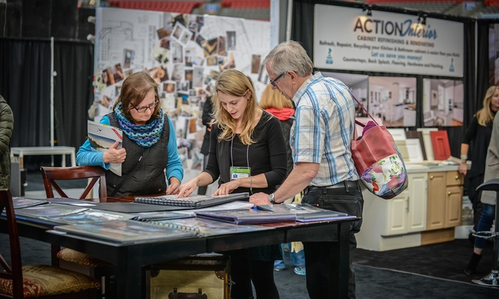 Lovely ... Capital Home Show   Dulles Expo Center: $10 For Two Single Day Tickets  To Design Inspirations
