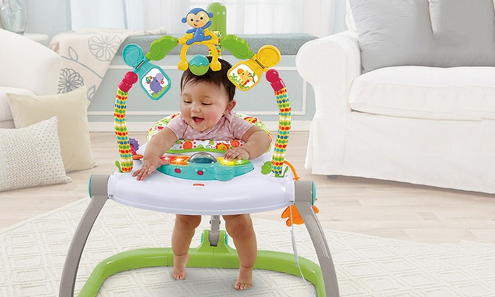 948ce2e6a Up To 15% Off Fisher-Price Rainforest Jumperoo