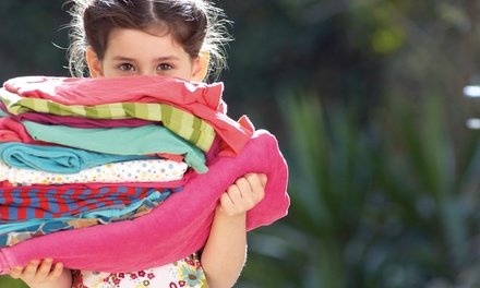 $10 for $20 Worth of Children's Clothing — Sequoia's Closet: Little People Resale