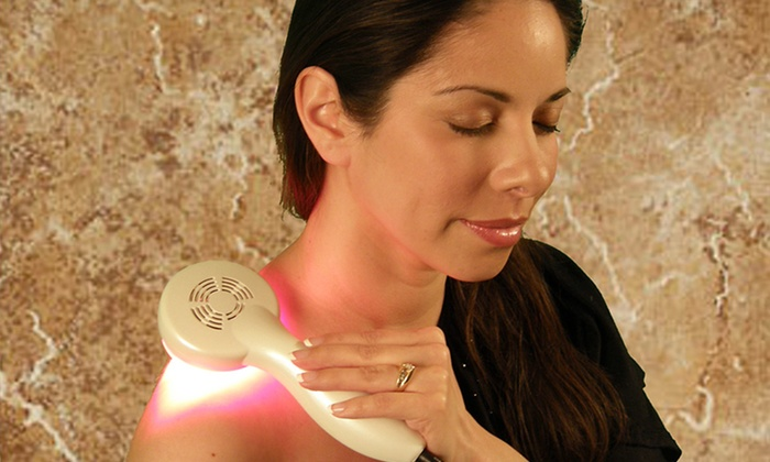 DPL Nuve Deep Penetrating LED System for Pain Relief: $99.99 for a DPL Nuve Deep Penetrating LED System for Pain Relief ($179.99 List Price). Free Shipping and Returns.