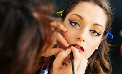 image for Three-Hour Make-Up Workshop of Choice at Ciara Daly Makeup (Up to 52% Off)