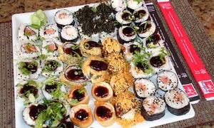 Sushi Deli: Combinado com 40 peças no almoço ou jantar no Sushi Deli – Rio Vermelho
