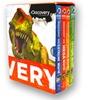 Discovery Channel Mini Encyclopedia Box Set (4 Books)