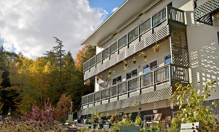 Two-Night Stay with Drinks and Snack Platter at Coppertoppe Inn and Retreat Center in Hebron, NH from Coppertoppe Inn and Retreat Center -
