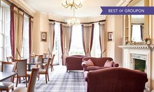 Burnham Beeches Hotel: Three-Course Seasonal Menu for One or Two at Burnham Beeches Hotel (Up to 31% Off)