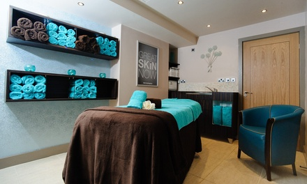 Pamper Package with Afternoon Tea and Two Treatments at Best Western Dover Marina Hotel & Spa (Up to 61% Off)