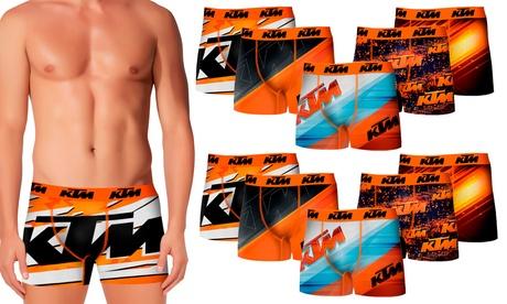 Pack de 10 boxers KTM